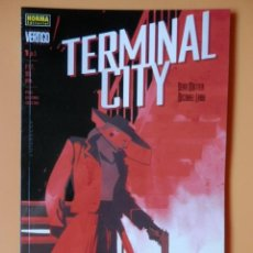 Cómics: TERMINAL CITY. Nº 1 DE 3. COLECCIÓN VÉRTIGO, Nº 75 - DEAN MOTTER. MICHAEL LARK. Lote 88743839