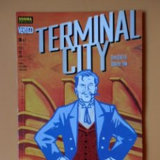 Cómics: TERMINAL CITY. Nº 2 DE 3. COLECCIÓN VÉRTIGO, Nº 79 - DEAN MOTTER. MICHAEL LARK. Lote 88743843