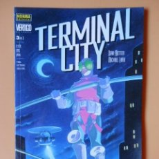 Cómics: TERMINAL CITY. Nº 3 DE 3. COLECCIÓN VÉRTIGO, Nº 83 - DEAN MOTTER. MICHAEL LARK. Lote 88743847