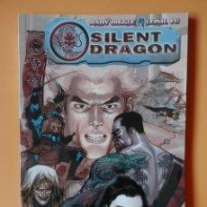 Cómics: SILENT DRAGON. COLECCIÓN EL DÍA DESPUÉS, 13 - ANDY DIGGLE. LEINIL YU. Lote 88743851
