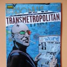 Cómics: TRANSMETROPOLITAN. REGRESO A LOS ORÍGENES. Nº 3 DE 4. COLECCIÓN VÉRTIGO, Nº 194 - WARREN ELLIS. DARI. Lote 88743955