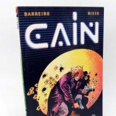 Comics - EL DÍA DESPUÉS 1. CAIN (Ricardo Barreiro / Eduardo Risso) Norma, 2005. OFRT antes 9E - 138802674
