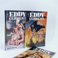 Cómics: EL DÍA DESPUES 3 6 Y 9. EDDY CURRENT 1 AL 3 COMPLETA (TED MCKEEVER) NORMA, 2005. OFRT ANTES 33E. Lote 183703366