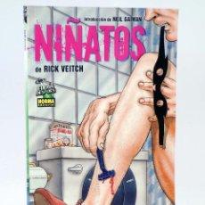 Cómics: EL DÍA DESPUÉS 17. NIÑATOS (RICK VEITCH) NORMA, 2007. OFRT ANTES 15E. Lote 183538461