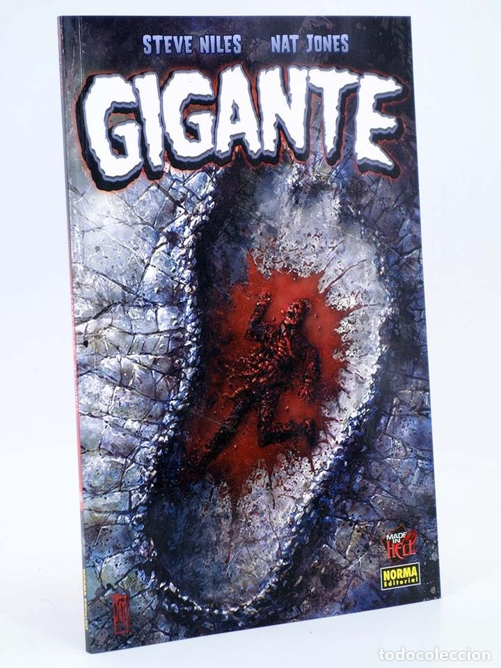 MADE IN HELL 36. GIGANTE (STEVE NILES / NAT JONES) NORMA, 2006. OFRT ANTES 10E (Tebeos y Comics - Norma - Comic USA)