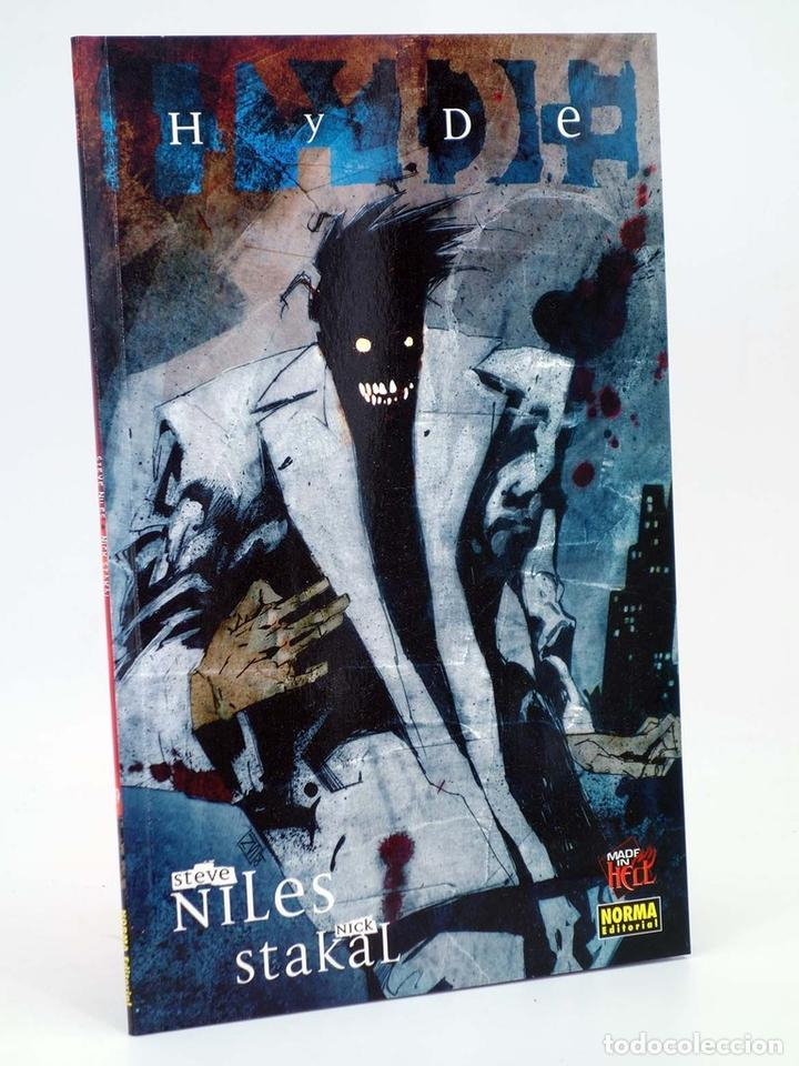 MADE IN HELL 39. HYDE (STEVE NILES / NICK STAKAL) NORMA, 2005. OFRT ANTES 6E (Tebeos y Comics - Norma - Comic USA)