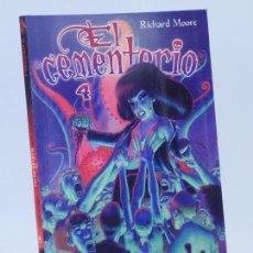 Fumetti: MADE IN HELL 75. EL CEMENTERIO 4 (RICHARD MOORE) NORMA, 2008. OFRT ANTES 11E. Lote 88941576