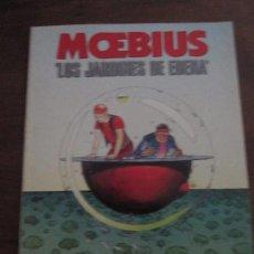 Cómics: MOEBIUS-LOS JARDINES DE EDENA. Lote 88956620