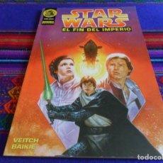 Cómics: STAR WARS EL FIN DEL IMPERIO. NORMA 1996. 500 PTS. PRESTIGIO. MBE. DIFÍCIL.. Lote 89013592
