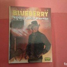 Cómics: LA JUVENTUD DE BLUEBERRY TERROR SOBRE KANSAS ED. NORMA. Lote 89047512