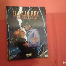 Cómics: BLUEBERRY ARIZONA LOVE ED. NORMA. Lote 89047736
