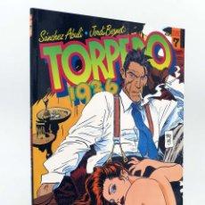 Cómics: TORPEDO 1936 7. COLOR (ENRIQUE SÁNCHEZ ABULÍ / JORDI BERNET) TOUTAIN, 1989. OFRT. Lote 147422949