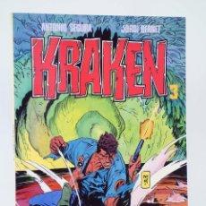 Cómics: KRAKEN 3 (ANTONIO SEGURA / JORDI BERNET) TOUTAIN, 1989. OFRT. Lote 183538430