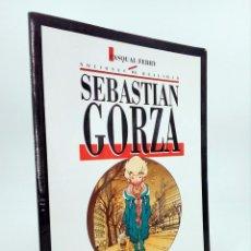 Cómics: SEBASTIÁN GORZA. NOCIONES DE REALIDAD (PASQUAL FERRY) TOUTAIN, 1991. OFRT. Lote 198518997