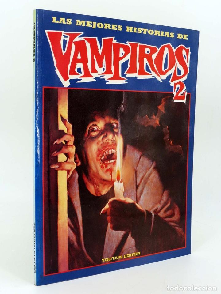 JOYAS DEL CREEPY LAS MEJORES HISTORIAS DE VAMPIROS 2 (DITKO, ADAMS, COLAN, ETC) TOUTAIN, 1991. OFRT (Tebeos y Comics - Norma - Comic USA)