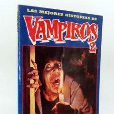 Cómics: JOYAS DEL CREEPY LAS MEJORES HISTORIAS DE VAMPIROS 2 (DITKO, ADAMS, COLAN, ETC) TOUTAIN, 1991. OFRT. Lote 211433629
