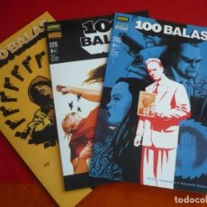 Cómics: 100 BALAS COLGANDO DE UN HILO 1 AL 3 COMPLETA ( AZZARELLO RISSO ) ¡MUY BUEN ESTADO! NORMA VERTIGO DC. Lote 89251400