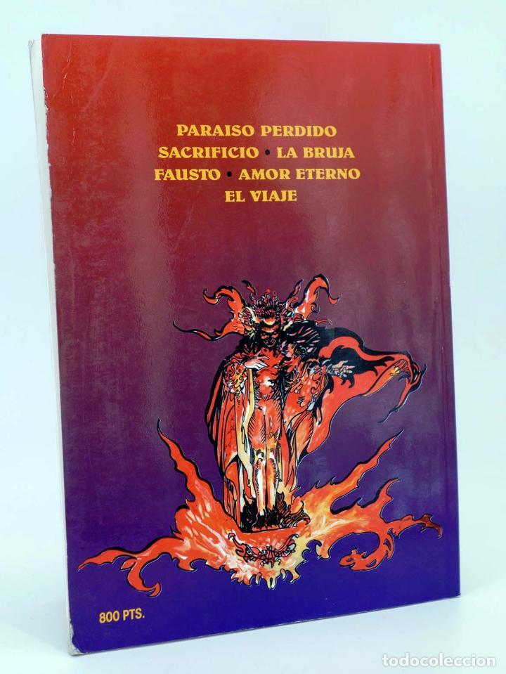 Cómics: EN EL NOMBRE DEL DIABLO (Esteban Maroto) Toutain, 1991. OFRT - Foto 2 - 207067296