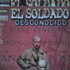 Cómics: EL SOLDADO DESCONOCIDO 1 Y 2 COMPLETA. Lote 89506640