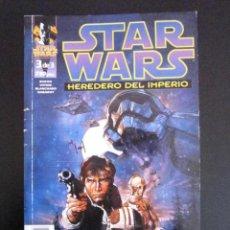 Cómics: STAR WARS: HEREDERO DEL IMPERIO #3. (NORMA / 1997). Lote 89531412