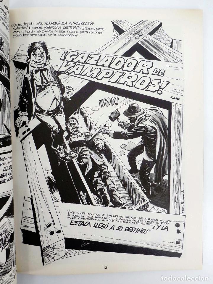 Cómics: JOYAS DEL CREEPY LAS MEJORES HISTORIAS DE VAMPIROS 2 (Ditko, Adams, Colan, etc) Toutain, 1991. OFRT - Foto 7 - 211433629