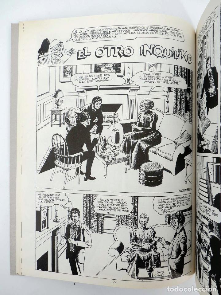 Cómics: JOYAS DEL CREEPY LAS MEJORES HISTORIAS DE VAMPIROS 2 (Ditko, Adams, Colan, etc) Toutain, 1991. OFRT - Foto 8 - 211433629