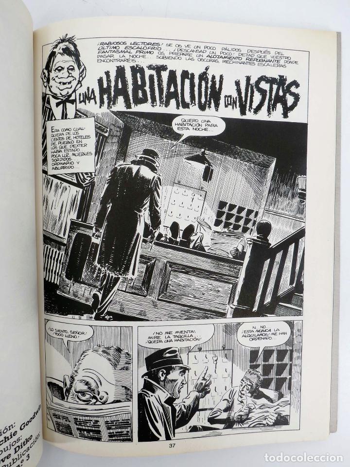 Cómics: JOYAS DEL CREEPY LAS MEJORES HISTORIAS DE VAMPIROS 2 (Ditko, Adams, Colan, etc) Toutain, 1991. OFRT - Foto 10 - 211433629