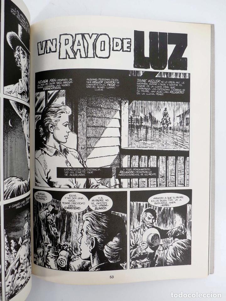 Cómics: JOYAS DEL CREEPY LAS MEJORES HISTORIAS DE VAMPIROS 2 (Ditko, Adams, Colan, etc) Toutain, 1991. OFRT - Foto 12 - 211433629