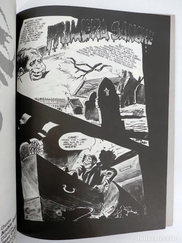 Cómics: JOYAS DEL CREEPY LAS MEJORES HISTORIAS DE VAMPIROS 2 (Ditko, Adams, Colan, etc) Toutain, 1991. OFRT - Foto 14 - 211433629