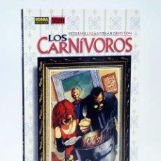 Cómics: COL VERTIGO 11. LOS CARNIVOROS (PETER MILLIGAN / DEAN ORMSTON) NORMA. OFRT ANTES 5,5E. Lote 183762351