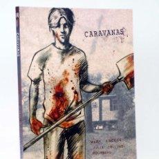 Cómics: COMIC NOIR 14. CARAVANAS (MARK KNEECE / COLLINS-ROUSSEAU) NORMA, 2006. OFRT ANTES 12E. Lote 183762340