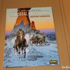 Cómics: MARSHAL BLUEBERRY Nº 39, TAPA DURA, EDITORIAL NORMA. Lote 90048408
