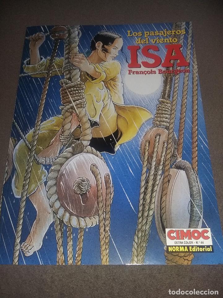 LOS PASAJEROS DEL TIEMPO. ISA. CIMOC EXTRA Nº 44 REF. UR EST (Tebeos y Comics - Norma - Cimoc)