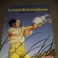 Cómics: CIMOC EXTRA COLOR 24 LOS PASAJEROS DEL VIENTO LA HORA DE LA SERPIENTE REF. UR EST. Lote 90115112