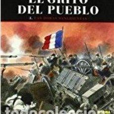 Cómics: EL GRITO DEL PUEBLO- NUM. 3 – LAS HORAS SANGRIENTAS- AUTORES: JACQUES TARDI, VAUTRIN. Lote 208653423