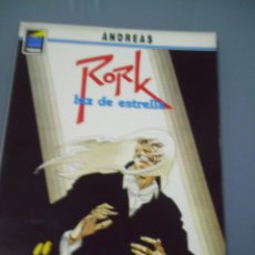 Cómics: RORK - ANDREAS.. Lote 90467394