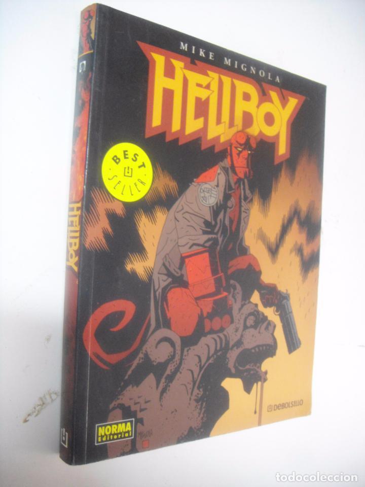 HELLBOY - ED. NORMA (Tebeos y Comics - Norma - Comic USA)