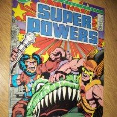Cómics: SUPER POWERS NUM.2 1985 ART. KIRBY DC COMICS TYPO NOVARO BATMAN, SUPERMAN, DARKSEI. Lote 91016255