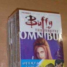 Cómics: BUFFY CAZAVAMPIROS OMNIBUS COMPLETA 7 NUMS. NORMA OFERTA SUPER PRECIO. Lote 98160954