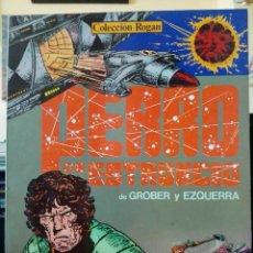 Fumetti: PERRO DE ESTRONCIO 1 DE GROBER Y EZQUERRA.COLECCION ROGAN. NORMA EDITORIAL.MUY BUEN ESTADO. Lote 91725130