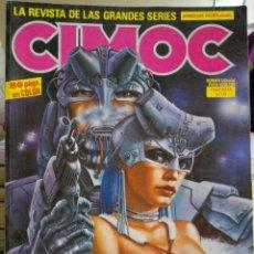 Cómics: CIMOC FANTASIA 10. RETAPADO CONTIENE 38,39,40. NORMA EDITORIAL.. Lote 92041880