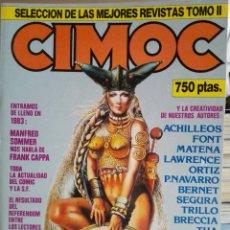 Cómics: CIMOC SELECCION DE LAS MEJORES REVISTAS TOMO II.RETAPADO 23,18,50,17,25. NORMA EDITORIAL.. Lote 92043430