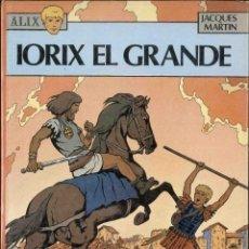 iorix, el grande, una aventura de alix de norma editorial