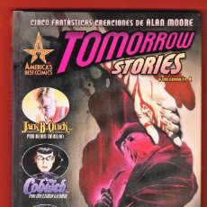 Comics - ALAN MOORE. TOMORROW STORIES .VOLUMEN 1. TAPA DURA. IMPECABLE - 92163860