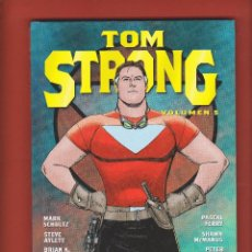 Cómics: ALAN MOORE. TOM STRONG. VOLUMEN Nº 5 . IMPECABLE Y DESCATALOGADO. TAPA DURA.. Lote 92244685