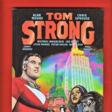 Cómics: ALAN MOORE. TOM STRONG. VOLUMEN Nº 6 . IMPECABLE Y DESCATALOGADO. TAPA DURA.. Lote 92244880