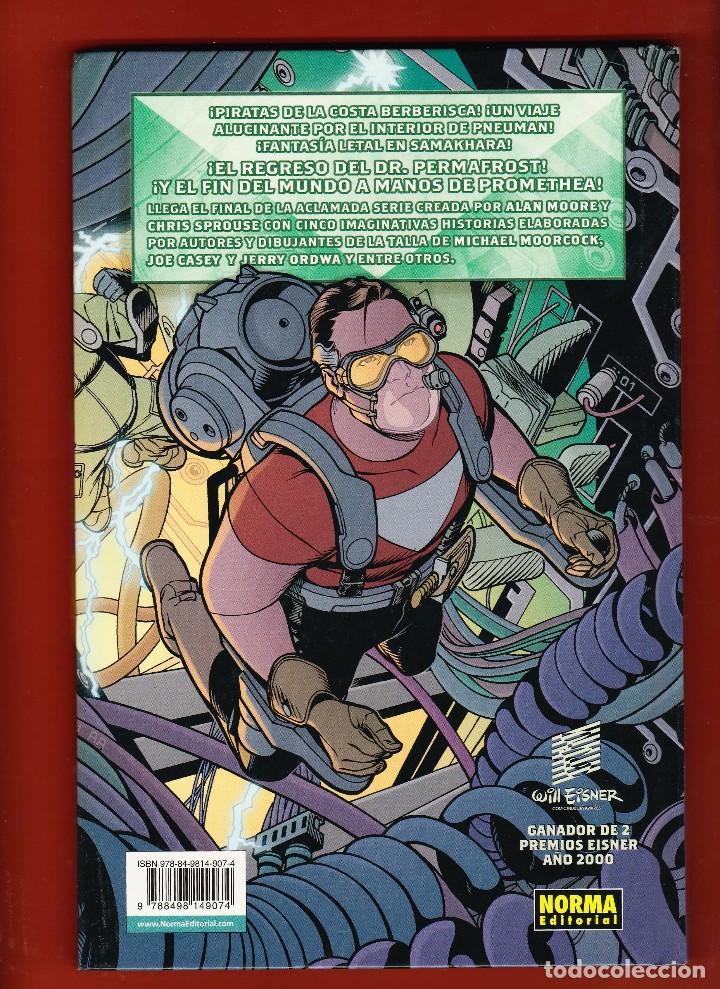 Cómics: Alan Moore. Tom Strong. Volumen nº 6 . Impecable y descatalogado. Tapa dura. - Foto 2 - 92244880