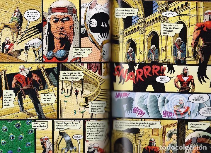 Cómics: Alan Moore. Tom Strong. Volumen nº 6 . Impecable y descatalogado. Tapa dura. - Foto 4 - 92244880