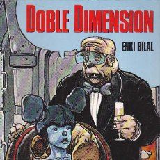 Cómics: COMIC COLECCION CIMOC EXTRA COLOR DOBLE DIMENSION . Lote 92325335