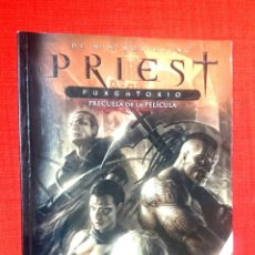Cómics: PRIEST- PURGATORIO. EDITORIAL NORMA. Lote 92340533